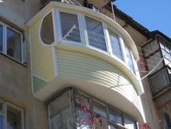 объединение комнаты и балкона в Белово