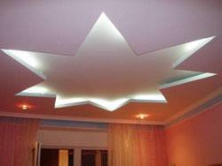 монтаж гипсокартоновые потолки г.Белово