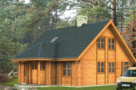 дома на основе деревянного каркаса г.Белово
