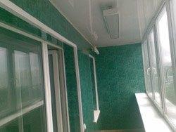 козырьки на балкон в Белово