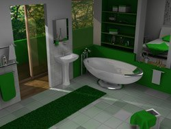 Ремонт ванной комнаты в Белово