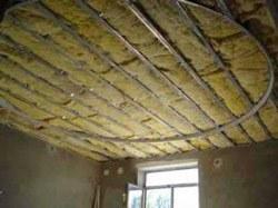Утепление потолка в Белово. Утеплить потолок г.Белово